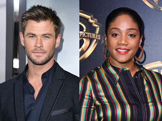 Comedie Down under cover, Chris Hemsworth et Tiffany Haddish dans le film d action