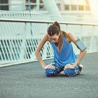L'entraînement du corps et de l'esprit avant une compétition sportive