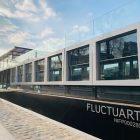 Fluctuart, le premier musée d'art urbain flottant a ouvert ses portes!