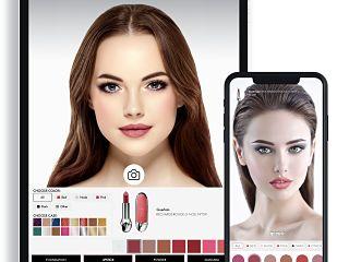 Guerlain et Voir Inc : la realite augmentee, une technologie utilisee par la marque de cosmetiques