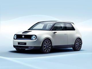Citadine Honda, une voiture 100 electrique pour le fabricant japonais