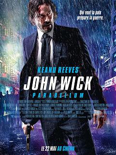 Film d action John Wick 4, Keanu Reeves sera au casting du 4e volet de la saga