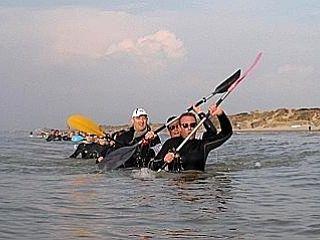 Sport longe cote, bienfaits de la randonnee aquatique pour la circulation sanguine et la sante cardiaque