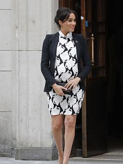 Meghan Markle et Kate Middleton, la mode selon la duchesse de Sussex et celle de l epouse du Prince William