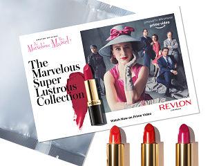 Revlon, la marque americaine de cosmetiques lance une collection de rouges a levres