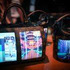 LVMH présente un sac connecté à écrans flexibles