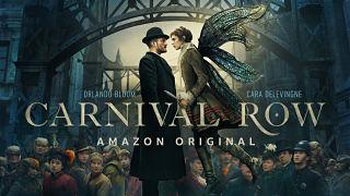 Carnival Row: la serie orignale, avec Orlando Bloom et Cara Delevingne, renouvelee par sa plateforme de streaming