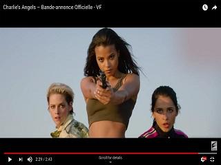 Charlie s Angels : Kristen Stewart apparait dans la bande annonce du film d action d Elizabeth Banks