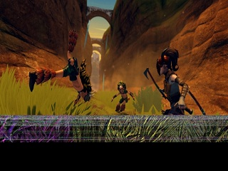 Decay of Logos: le jeu video d action RPG d Amplify Creations sortira sur PlayStation 4
