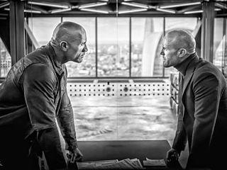 Fast Furious Hobbs Shaw, le film avec Dwayne Johnson et Jason Statham au top du box office