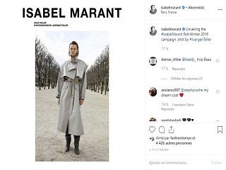 Isabel Marant : Juergen Teller, le photographe allemand, immortalise la collection de la marque de luxe