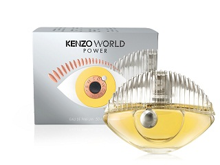 Kenzo : Kenzo World Power, le parfum de la marque francaise a ete imagine par Jerome Di Marino