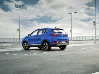 MG, un SUV 100 pour 100 electrique pour le constructeur automobile en Europe