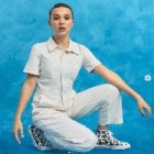 Millie Bobby Brown a collaboré avec Converse