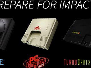 Pc Engine, la console de Konami et ses jeux correspondant presentes au salon E3