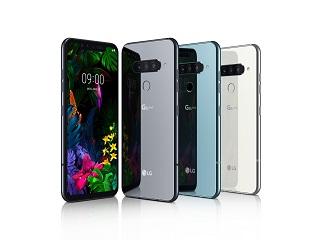 LG G8 S : le smartphone de la marque sud coreenne est equipe du Qualcomm Snapdragon 855
