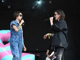 Hey, I m Just Like You de Tegan et Sara: l album du groupe de pop rock dispose d un trailer