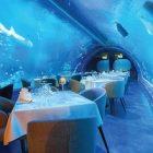 Andasi, le plus grand restaurant sous-marin au monde se trouve en Thaïlande !