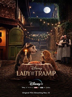 La Belle et le Clochard : Disney devoile la bande annonce du film lors du D23 Expo