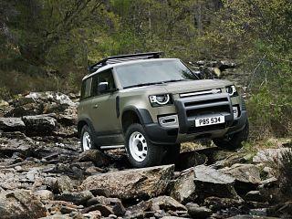 Land Rover Defender, le fabricant anglais revisite son Suv pour le Salon de Francfort