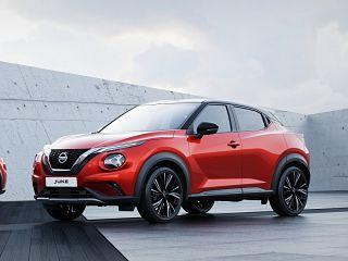 Nissan Juke, le crossover propose par le constructeur japonais sur le marche europeen