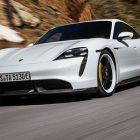 La Porsche Taycan 100% électrique pointe le bout de son nez