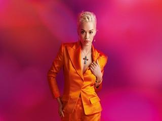 Rita Ora : Thomas Sabo, la marque allemande devoile sa campagne avec la chanteuse britannique