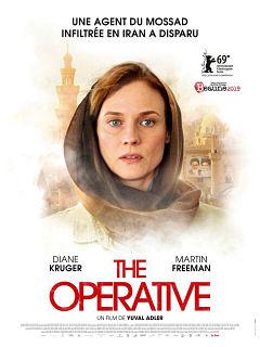 The Operative, Diane Kruger dans le thriller de Yuval Adler avec Martin Freeman