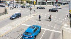 Audi teste la 5G en vue d'une mobilité plus sûre