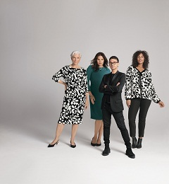 J.Jill : Christian Siriano, le styliste a imagine une collection de pret a porter pour la marque americaine