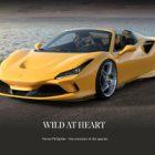 Ferrari: une F8 Spider à l'esthétique et aux performances surprenantes !