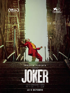 Film Joker, l ennemi de Batman au box office avec Joachim Phoenix
