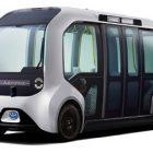 Toyota dévoile sa navette électrique autonome pour les JO de Tokyo