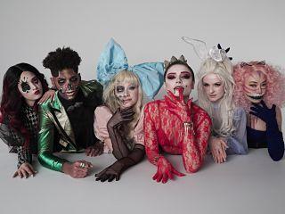 NYX et Ve Neill lancent Wonderland After Dark, un makeup pour Halloween