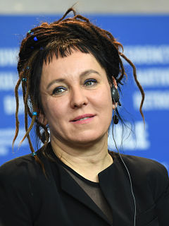 Prix Nobel de Litterature attribue aux ecrivains Olga Tokarczuk et Peter Handke