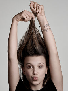 Pandora Me, collection de bijoux signee la marque danoise incarnee par Millie Bobby Brown