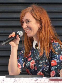Penelope Bagieu, la dessinatrice francaise obtenient le prix Eisner de la BD pour Culottees