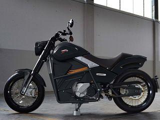 Moto electrique Tacita T Cruise Urban, un deux roues du fabricant italien
