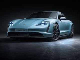 Porsche Taycan 4S, berline electrique du constructeur allemand