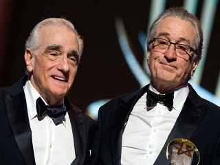 The Irishman de Martin Scorsese avec Robert De Niro : le film dramatique au Festival de New York
