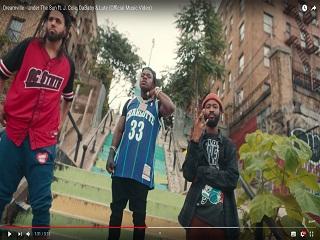 Under the Sun de J. Cole a un clip : le single est a retrouver dans Revenge of the Dreamers III