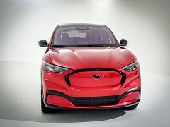 Ford Mustang Mach e : la voiture du constructeur americain est un SUV electrique