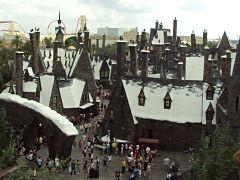 Harry Potter a Wizarding World, boutique a l effigie de la saga fantastique a Paris