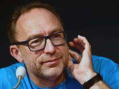 Reseau social WT Social de Jimmy Wales, cofondateur de Wikipedia