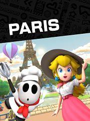 Mario Kart Tour,le jeu de course mobile de Nintendo arrive a Paris
