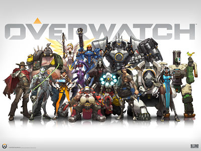 Overwatch, le jeu : un second volet sera presente au salon BlizzCon