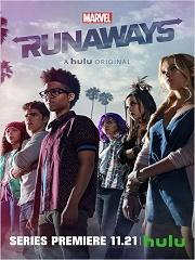 Hulu : Runaways, la serie TV de superheros s arretera apres la saison 3
