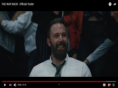 The Way Back : Ben Affleck dans le trailer du film de Gavin O Connor