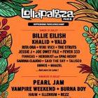 Lollapalooza : le festival musical revient en 2020