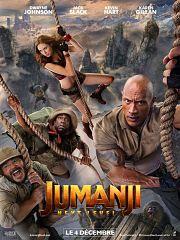 Jumanji au box office, film avec Dwayne Johnson devant La Reine des Neiges
